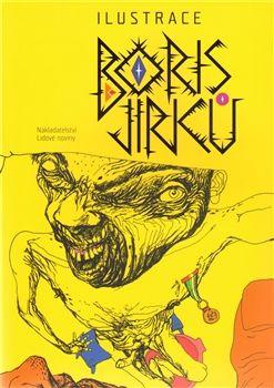 Boris Jirků: Ilustrace cena od 480 Kč
