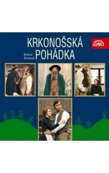 Božena Šimková: Krkonošská pohádka 3CD - Božena Šimková cena od 220 Kč