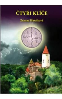 Zuzana Hloušková: Čtyři klíče cena od 101 Kč