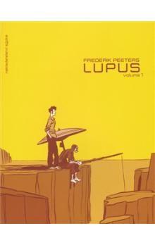 Frederik Peeters: Lupus 1 cena od 204 Kč