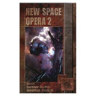 Jonathan Strahan, Gardner Raymond Dozois: New Space Opera 2 cena od 233 Kč