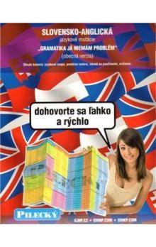 Pilecký s.r.o. Jazyková mapa: slovensko-anglická - obecná cena od 109 Kč