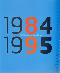 Mediagate Česká malba 1984-1995 cena od 1027 Kč