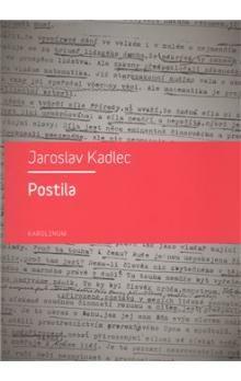 Jaroslav Kadlec: Postila cena od 216 Kč