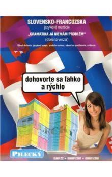 Pilecký s.r.o. Jazyková mapa: slovensko-francouzská - obecná cena od 102 Kč
