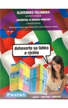 Pilecký s.r.o. Jazyková mapa: slovensko-italská - obecná cena od 102 Kč