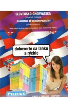 Pilecký s.r.o. Jazyková mapa: slovensko-chorvatská - obecná cena od 111 Kč