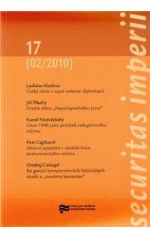 Ústav pro studium totalitních Securitas Imperii 17 (2/2010) cena od 62 Kč