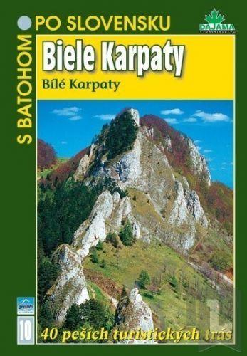 Kollár Daniel: Biele Karpaty - S batohem po Slovensku 10 cena od 128 Kč