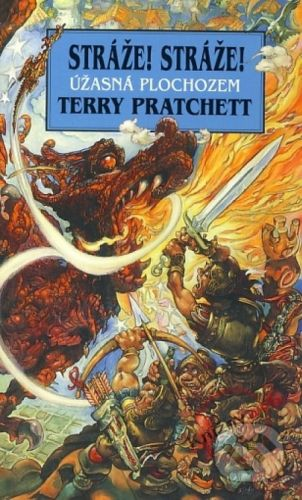 Terry Pratchett: Stráže! Stráže! cena od 161 Kč