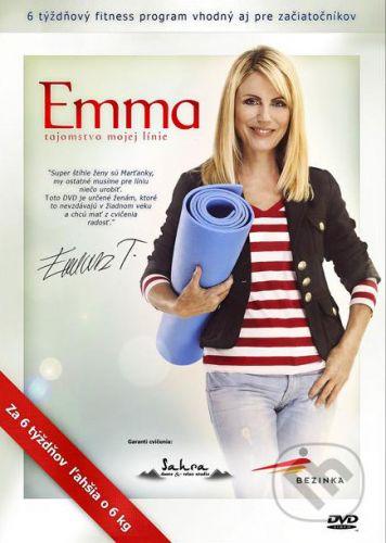 Emma - tajomstvo mojej línie DVD cena od 25 Kč