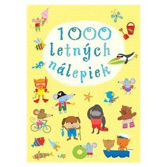 Fiona Watt: 1000 letných nálepiek cena od 191 Kč