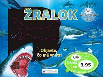 Svojtka SK Žralok - Pod röntgenovými lúčmi-Objavte čo má vnútri cena od 98 Kč