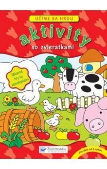 Aktivity so zvieratkami - Učíme sa hrou cena od 112 Kč