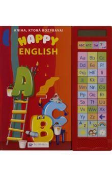 Happy english - Kniha ktorá rozpráva ! cena od 301 Kč