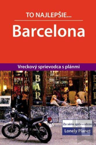 Svojtka SK Barcelona do vrecka - To najlepšie.. Lonely Planet cena od 206 Kč