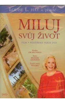 Louise L. Hay: Miluj svůj život - 1 DVD cena od 185 Kč