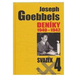 Paul Joseph Goebbels: Deníky 1940-1942 - svazek 4 cena od 155 Kč