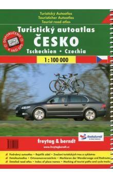 Geoclub Česko - turistický atlas 1:100T cena od 347 Kč
