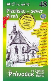 Kolektiv autorů: Plzeňsko - sever, Plzeň (48) + volné vstupenky a poukázky cena od 69 Kč