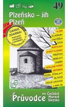 Kolektiv autorů: Plzeňsko - jih, Plzeň (49) + volné vstupenky a poukázky cena od 49 Kč