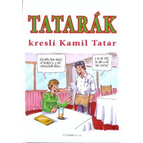CZ Books Tatarák cena od 59 Kč