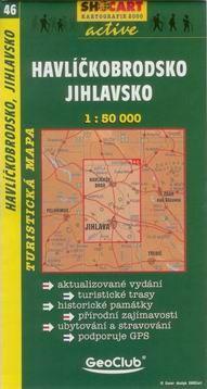 Geoclub Havlíčkobrodsko 46 cena od 63 Kč