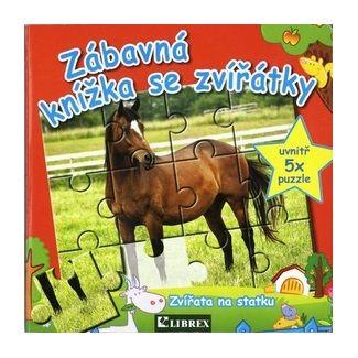 Zábavná knížka se zvířátky cena od 101 Kč