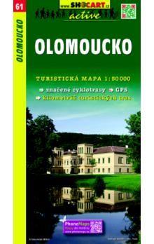 GeoClub Olomoucko č. 61 cena od 86 Kč