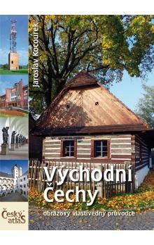 Jaroslav Kocourek: Český atlas - Východní Čechy cena od 868 Kč