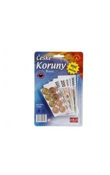 Alexander České koruny - peníze do hry