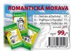 S & D Nakladatelství Romantická Morava - Balíček průvodců (15-Telčsko, 25-Pojihlaví a Pooslaví, 50-Jihlavsko-Třebíčsko) cena od 99 Kč