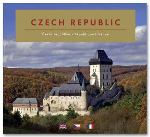 Czech Republic cena od 363 Kč