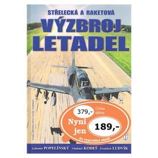 Lubomír Popelínský: Střelecká a raketová výzbroj letadel cena od 134 Kč