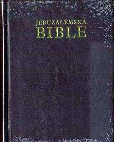Jeruzalémská bible cena od 470 Kč