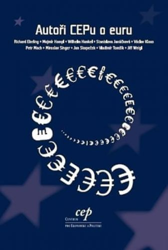 Ebeling a Richard: Autoři CEPu o euru cena od 121 Kč