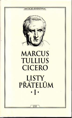 Marcus Tullius Cicero: Listy přátelům I cena od 238 Kč