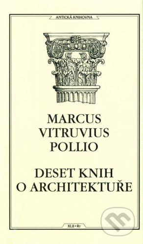 TeMi CZ Deset knih o architektuře cena od 330 Kč