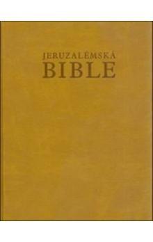 Karmelitánské nakladatelství Jeruzalémská Bible (kožená vazba) cena od 1253 Kč