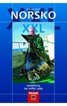 Korn Rainer: Norsko XXL - Zaměřeno na velké ryby cena od 203 Kč
