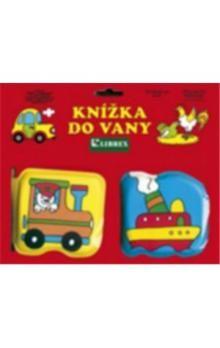 Librex Knížka do vany - Vláček + lodička cena od 82 Kč