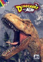 Dinosaurus - omalovánka cena od 13 Kč