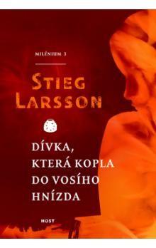Stieg Larsson: Dívka, která kopla do vosího hnízda cena od 149 Kč