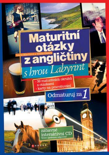 Lucie Eiseltová, Tycho Games: Maturitní otázky z angličtiny cena od 95 Kč