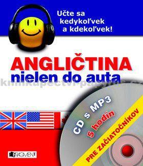 FRAGMENT Angličtina nielen do auta pre začiatočníkov cena od 136 Kč