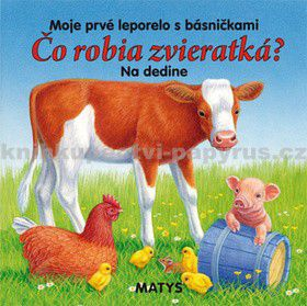 Matys Čo robia zvieratká? Na dedine cena od 96 Kč