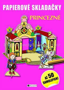FRAGMENT Papierové skladačky Princezné cena od 69 Kč