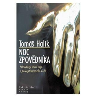 Tomáš Halík: Noc zpovědníka cena od 172 Kč