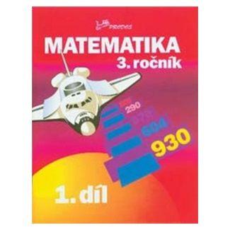Josef Molnár, Hana Mikulenková: Matematika 3. ročník cena od 38 Kč