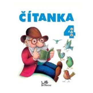Dagmar Dorovská, Vlasta Řeřichová: Čítanka 4 cena od 74 Kč